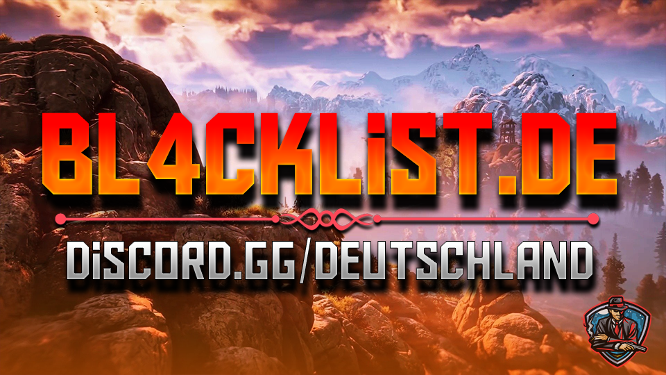 Bl4cklist.de | Gaming-Discord Server